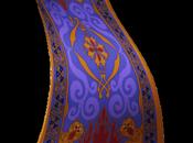 alfombra mágica real