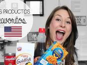 productos favoritos Estados Unidos