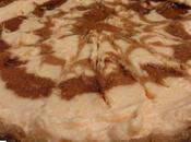 Cheesecake batata