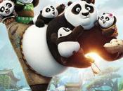 "falten pandas nuevo póster ""kung panda"