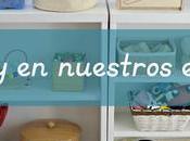 ¿Qué nuestros estantes? (Fiesta enlaces #elcambioempiezaentufamilia) What's shelves? (Link