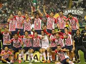 Chivas campeón CopaMX Apertura 2015