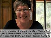 Entrevista María Teresa Andruetto