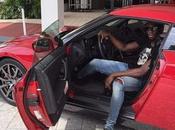 nuevo conocido) Nissan lujo Usain Bolt