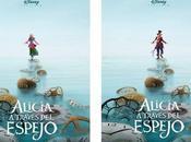 PRIMERAS IMÁGENES ALICIA TRAVÉS ESPEJO estreno mayo 2016