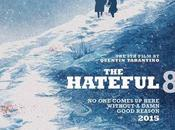 Poster Trailer Hateful Eight, Quentin Tarantino