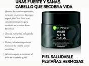 Nuevos productos: hair skin nails greens berry