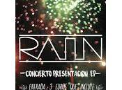 Rain cita Madrid