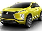 Mitsubishi lanzará entre 2017 2019 todoterreno eléctrico Concept