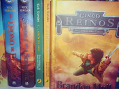 Cinco Reinos: Invasores cielo, Brandon Mull