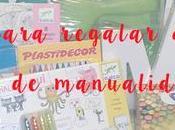 Ideas regalo: Caja manualidades para niños