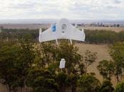 Google busca pilotos pruebas para drones Project Titán Wing