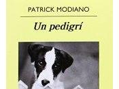 pedigrí, Patrick Modiano