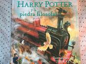 Harry Potter Piedra Filosofal Edición Ilustrada