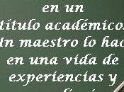 Maestros Profesores