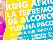 Festival Horteralia 2015: King África, Yurena, Terremoto Alcorcón, Paco Pil...