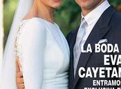 Boda Cayetano, boda todos estábamos invitados