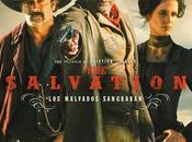 "Trailer póster español western ""the salvation"""