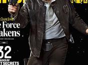 """Entertainment weekly hecho publicas cuatro nuevas portadas exclusivas """"star wars: despertar fuerza"""""""