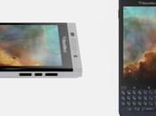 """Aparecen primeras imágenes """"Vienna"""", segundo dispositivo Android BlackBerry"""