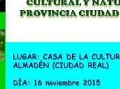 Charla sobre Patrimonio Cultural Natural provincia Ciudad Real