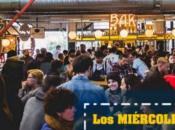 """pierdas """"Los Miércoles Solidarios"""" Mercado Ildelfonso"""