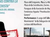 Programa actividades manifestación-concentración contra violencia género