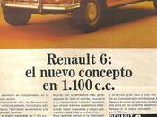 Renault evolución