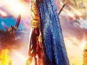 "Cinco nuevos carteles caracterizados ""gods egypt"" alex proyas"