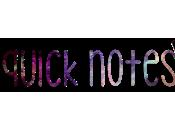 Quick Notes: mangas, alquimia, divergentes sinsajos