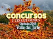 CONCURSOS Otoñada 2015 (pintura fotografía)