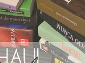 Book haul noviembre