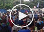 Cubanos entran Nicaragua despues bloquear paso fronterizo desde Costa Rica