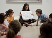 Acercar arte niños familia: Museo