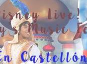 Disney Live! Mickey's Music Festival Castellón. ¡Sorteo entradas!