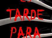 """Reseña literaria """"Nunca tarde para morir"""" Pablo Palazuelo."""
