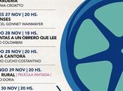 Semana Cine Documental Argentino: Anuncio programación
