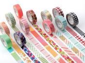 Esta moda: decorar washi tape