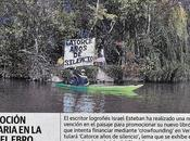 Asalto isla Ebro. desvela misterio.