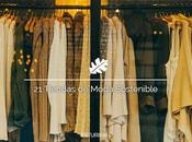 Tiendas Moda Sostenible