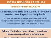 Cursos online: Autismo inclusión ámbito escolar