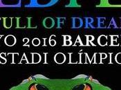 Coldplay actuará Barcelona mayo 2016