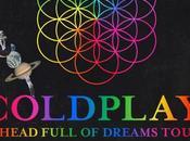 ¡Coldplay actuará mayo Barcelona!