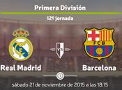 Previa Real Madrid Barcelona información antecedentes