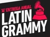 Ganadores latin grammys 2015, edición