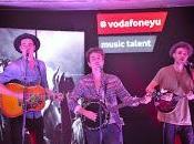 Dear Audrey ganan Vodafone music talent