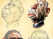 Carlín presenta libro TÉCNICA DIBUJO CARICATURA