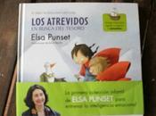 atrevidos busca tesoro #hoyleemos Elsa Punset boolino
