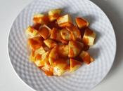 Patatas bravas tomate