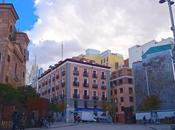 plaza taciturna Madrid